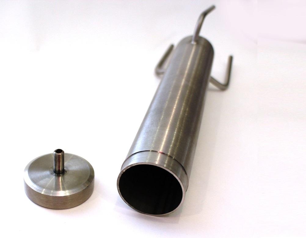 Сделать фильтр для очистки самогона своими руками