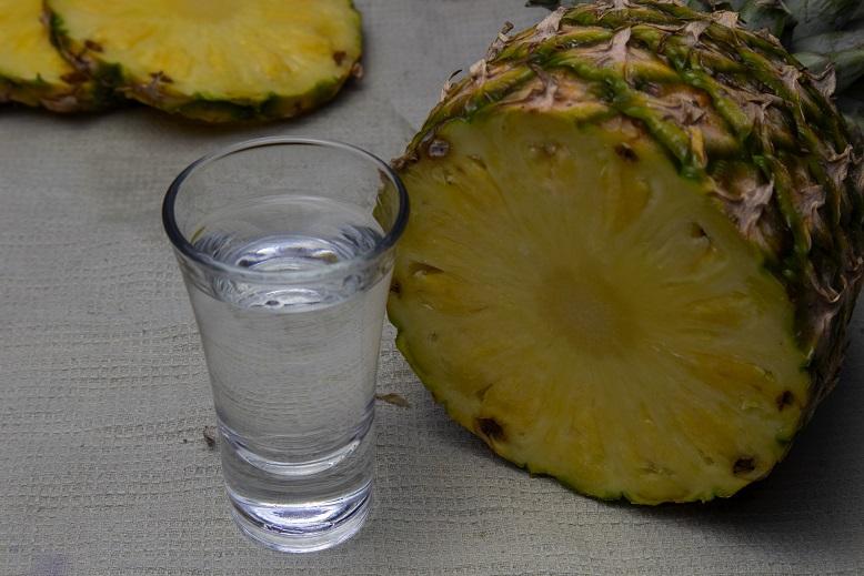 Рецепт приготовления самогона из ананасов