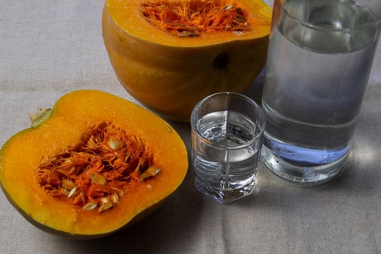Рецепт самогона из тыквы