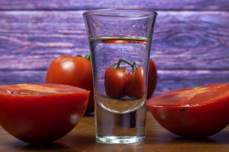 Самогон из томатной пасты