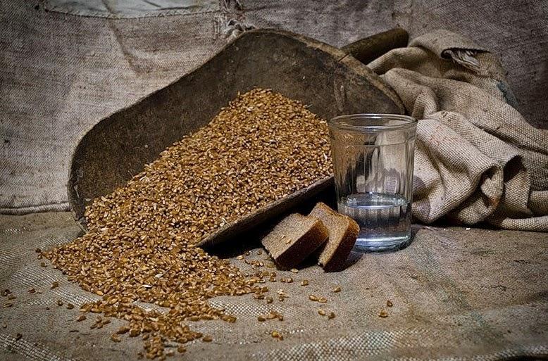 Рецепт приготовления хлебного самогона.