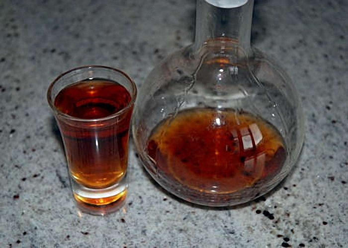 Рецепт приготовления чайного самогона