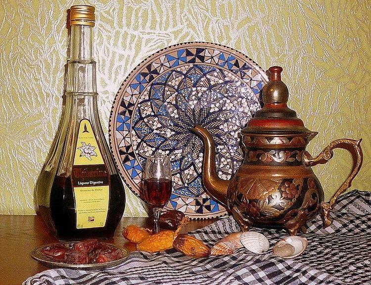 Рецепт приготовления ликера Тибарин