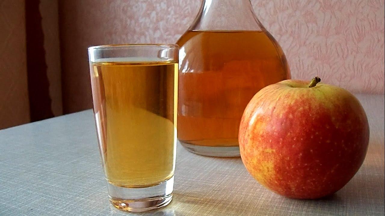 Рецепт приготовления самогона из яблок